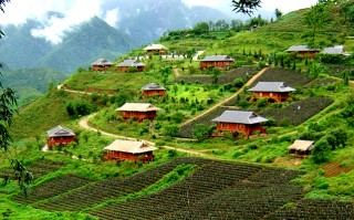 Sapa trekking  2 day 1 night