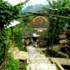 Visit the Cat Cat village in Sapa