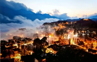 Backpacking experiences in Sapa
