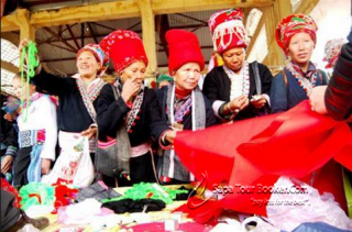 Muong Hum Market and Sapa Tribal Villages Excursions